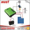 Invertitore solare dell'invertitore di uso solare poco costoso ad alta frequenza della casa