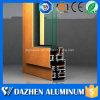 Профиль штрангя-прессовани сползая окна популярной конструкции ODM OEM алюминиевый алюминиевый