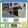 China Fabricante de papel Kraft bolsa de cemento que hace la máquina / Línea de producción de bolsas de cemento