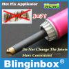 Без свободно Rhinestones пурпуровых Утюг-на горячей палочке аппликатора Rhinestone Fix 1PCS/Lot Жар-Фиксируют инструмент