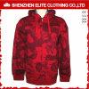 Mens di vendita caldo Camo rosso Hoodies (ELTHI-66) di alta qualità