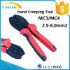 Mc3/Mc4 Hand die Spliers voor Zonnepaneel PV kabel-2.5-6.0mm2 Mc4-Pliers1 plooien