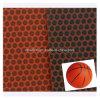 バスケットボールのための蜜蜂の巣の球の革PVCレザー