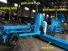 100tph de alluviale Gouden Wasmachine van de Rivier