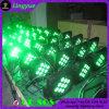 9X12W Etapa de iluminación LED inalámbrico con pilas del LED PAR Can