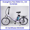 Vélo électrique pliable de vente chaud de Myatu 20inch mini