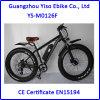 48V 500W volle Aufhebung-fettes elektrisches Fahrrad