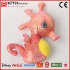 Hippocampe de jouet bourré par animal mol de l'eau de peluche de poissons d'eau de mer