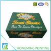 Rectángulo de empaquetado del alimento congelado del cartón de la impresión en offset
