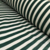 Green and White Stripes harms Netting