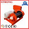 De câble métallique élévateur/treuil électriques multifonctionnels vite utilisé dans l'ingénierie