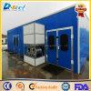 Equipamento de cabine de cozedura de mobiliário porta certificado CE sala de spray Máquina de Pintura