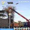 8m 60W sparen Energie-Solarstraßenlaterne