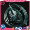 PVC médical en plastique jetables masque à oxygène