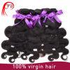 Weave peruano do cabelo humano de Hiar Remy do Virgin