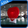 Cuore gonfiabile della decorazione LED di evento del biglietto di S. Valentino di cerimonia nuziale