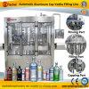 Máquina que capsula de relleno de Alcohlo del vacío automático de la bebida