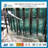 6мм +1.52мм Sgp+6мм ясно изогнутые закаленного стекла с отверстиями