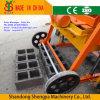 自動可動装置Qmy4-45の空のブロック機械価格