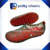 Le donne di vendita calde chiaramente gelatinizzano i sandali all'ingrosso