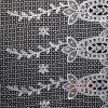 Fábrica OEM Fancy luxuoso tecido cadarço solúvel em água