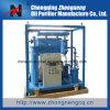 Transformador de aislamiento/ Purificador de vacío de aceite