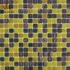 Mosaico cristalino de cristal del azulejo de mosaico del color de la mezcla (MC513)