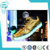 Form LED beleuchtet heiße Schuhe des Verkaufs-blinkenden Licht-LED
