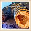 Tubo de tubo de nylon de ventilación flexible de colores
