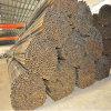 Uso de acero oval del tubo del carbón para el armario