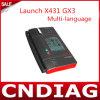 Het professionele Originele Auto Kenmerkende Hulpmiddel van de Lancering X431 Gx3