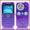 Freigesetztes Purpur des Viererkabel-Band-Mobiltelefon-Q99