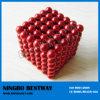 Rode Kleurrijke Neocube /Buckyball