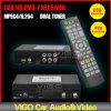 Auto-Digital Doppel-Fernsehapparat-Tuner DVB-T MPEG-4
