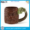 Kop Tiki van de Kokospalm van Hawaï de Unieke Ceramische