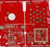 2018 고품질 빨간 Soldermask 침수 금 PCB