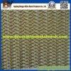 ガラス繊維のためのコンベヤーベルトの装飾的な網