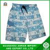 Beach Shorts del Men del fiore con Twill Peached
