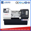 Машина Lathe CNC плоской кровати Ck6136 Ck6140 Ck6150 автоматическая горизонтальная
