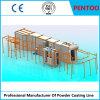 Puder-Beschichtungsanlage für Farbanstrich-Draht-Filetarbeit mit guter Qualität