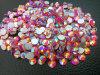 Ss16 4mm Kristallrhinestone-Ordnungs-flache RückseiteRhinestone (FB-ss16 Hyazinthe AB)