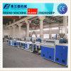 Cadena de producción plástica del tubo doble del PVC