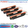 Farbe Toner Cartridge für Hochdruck CE310A/CE311A/CE312A/CE313A