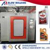 máquina de molde do sopro do HDPE da extrusão do frasco de petróleo 5L (ABLB75I)