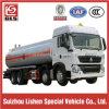 Petroleiro de óleo do preço de fábrica 25-30 Cbm Sinotruk HOWO 8*4