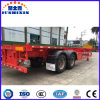 Venda por 3 eixos 40FT Semi-Trailer Recipiente de mesa