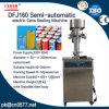 Dfj160 Halfautomatische Elektrische Blikken die Machine voor Plastic Blikken verzegelen