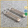 Точность пробивая штемпелюющ алюминиевые части нержавеющей стали