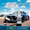9012 H4熱い販売によって隠されるキセノンのバラストLED車のヘッドライト