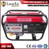 gerador da gasolina de 1.5kVA 168f com Ce ISO9001